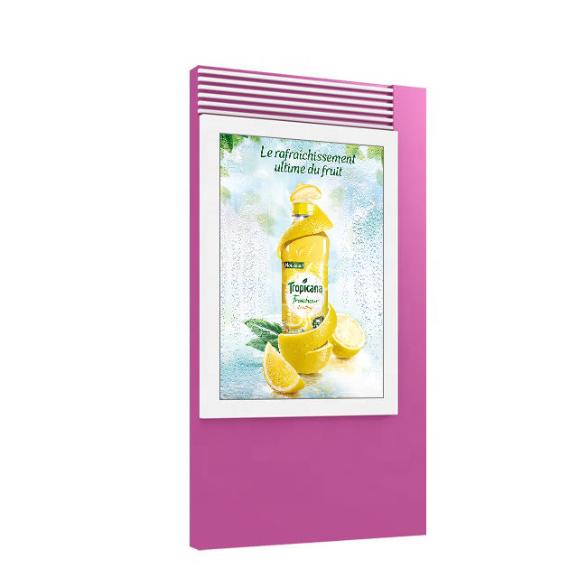 Advertising light box manufacturers: the advantages of solar scrolling light boxes