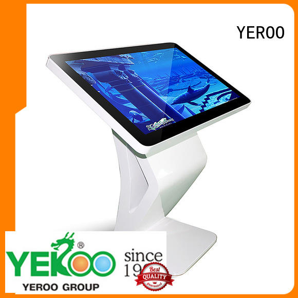 YEROO all in one touch for outdoor ad