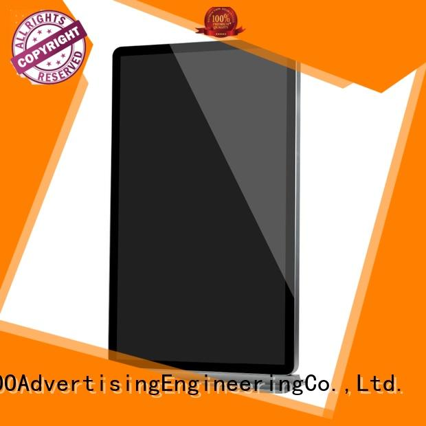 wall-mounted digital signage display contact now for advertising