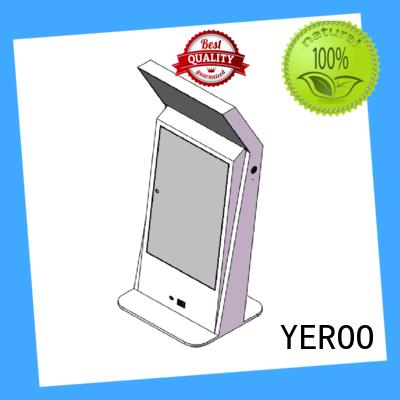 touch screen kiosk top brand for sheltering