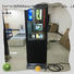 rotating digital signage kiosk can smart shopping