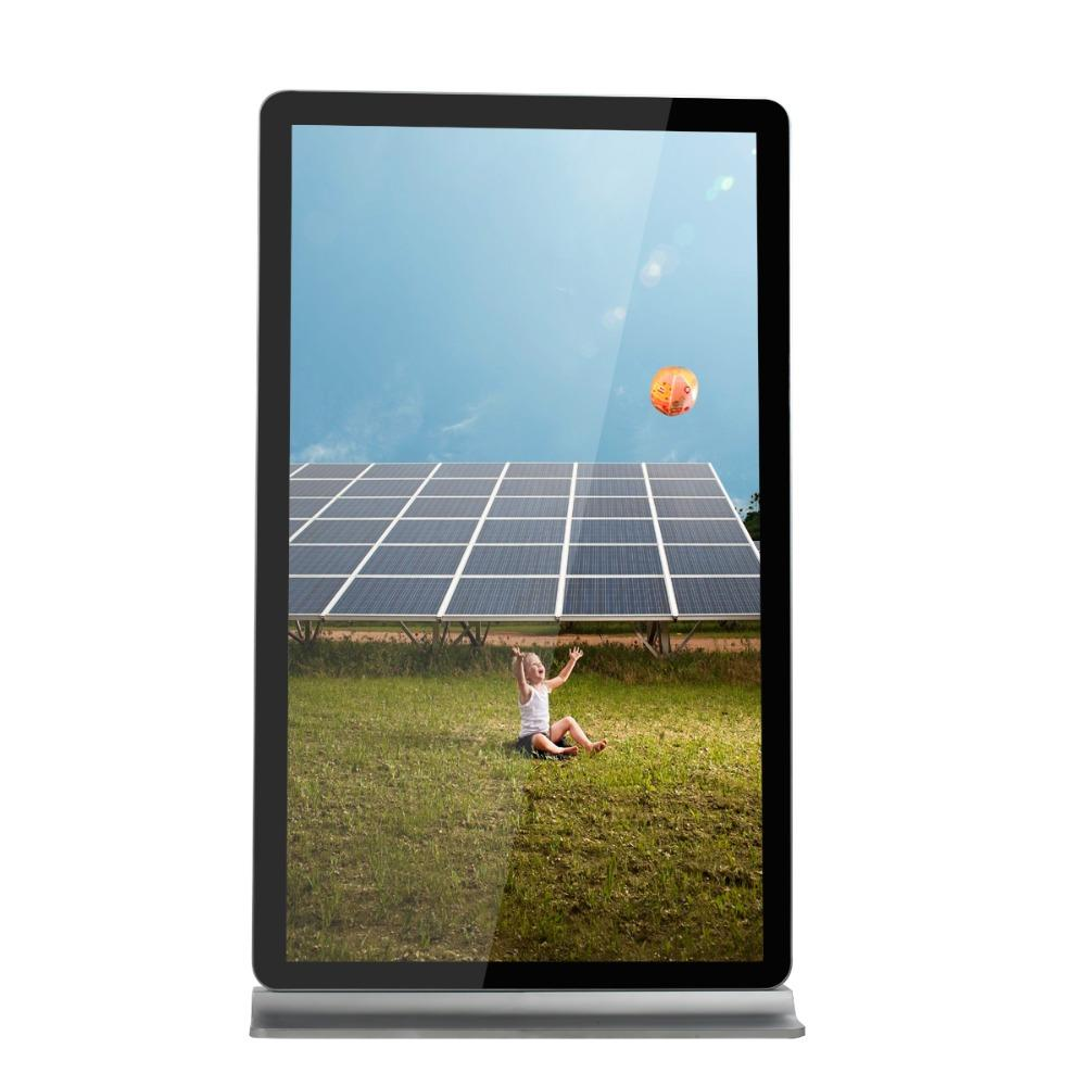 75inch advertising lcd digital screen signage-1