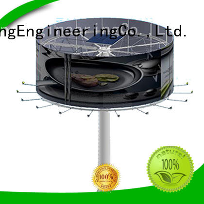 energy saving highway billboard advertising for super mall