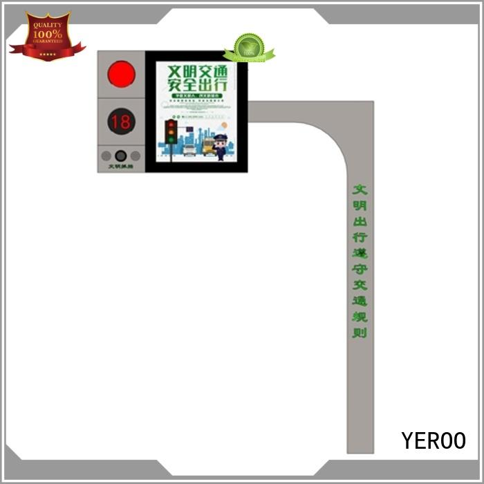 YEROO waterproof mupis led bank for super market