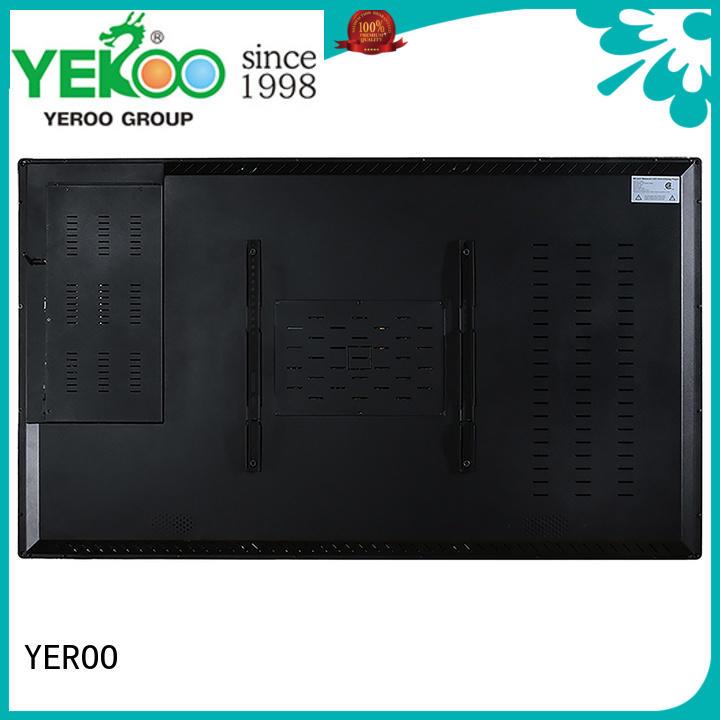 YEROO digital signage kiosk competitive price for advertising