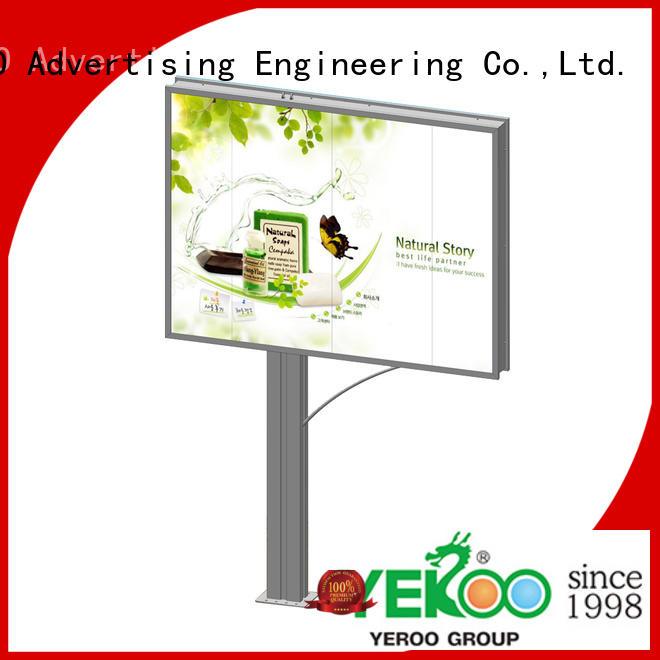 best backlit billboard functional