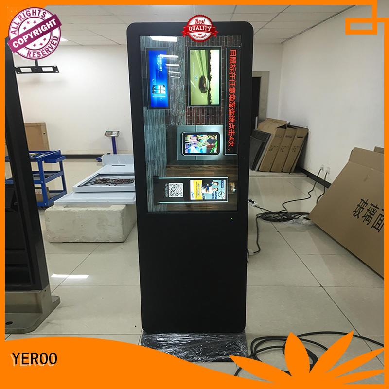 digital marketing indoor advertising display machine lcd screen