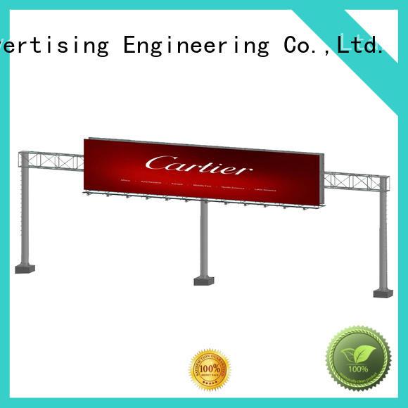 YEROO outdoor billboards supplier for super mall