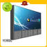 YEROO environmentally friendly touch screen digital signage lcd screen outdoor ad