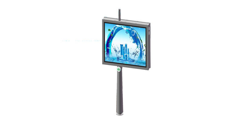 YEROO-Professional Outdoor Light Box Sign Led Light Box Display Manufacture