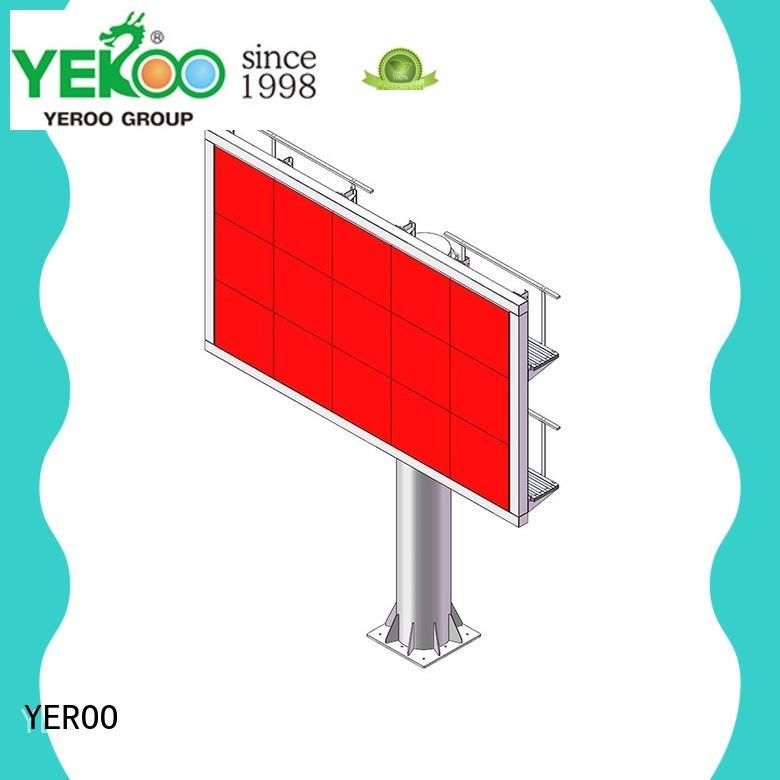 Outdoor P8 LED display digital electronic billboard manufacturer