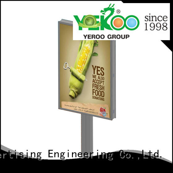 popular outdoor billboard for marketing