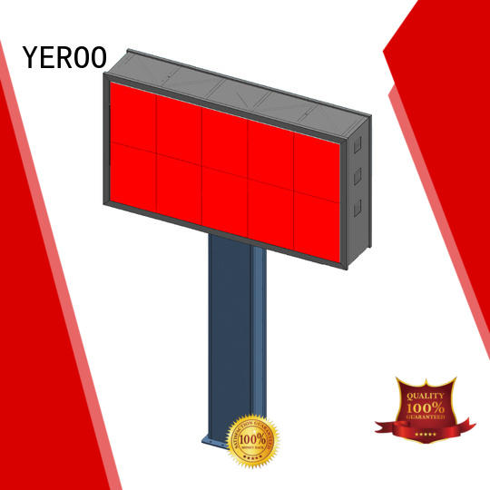 Outdoor double sided P6 P8 P10 Full Color LED Screen Digital Billboard