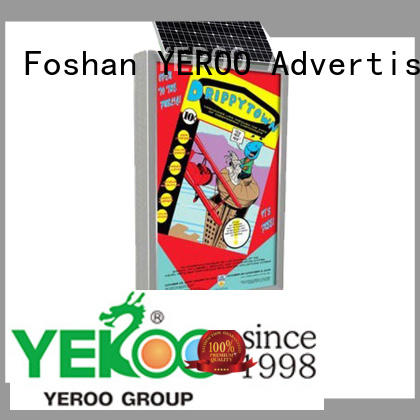 display light box best quality for marketing