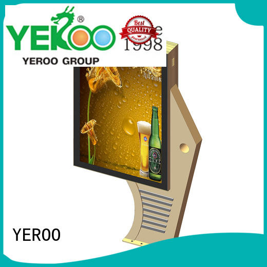 YEROO cheap led light box led for super market