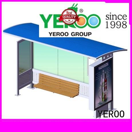 YEROO Bus Shelter top brand