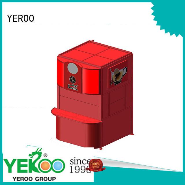 vending pole led display column for highway YEROO
