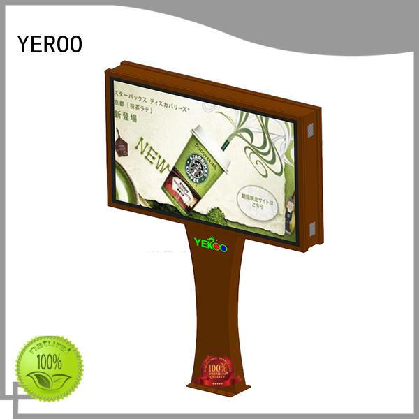 rolling billboard best quality outdoor marketing