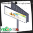 functional outdoor advertising billboard fast ads for marketing YEROO