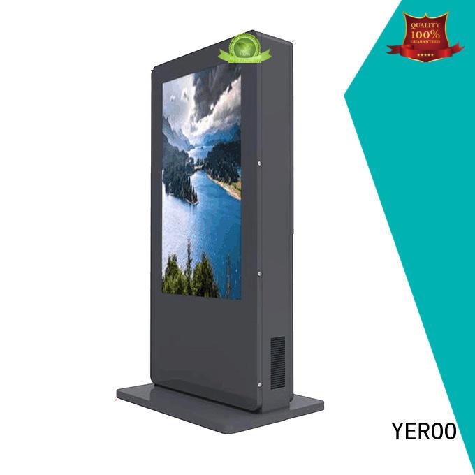 wall mounted digital kiosk hot-sale