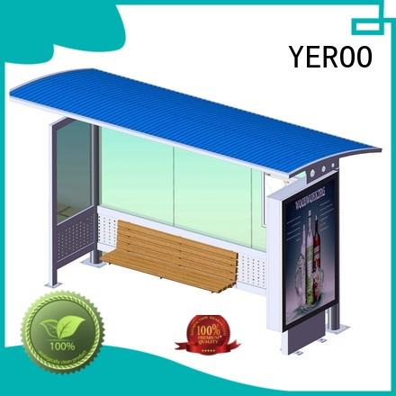 Bus Shelter customization service for station