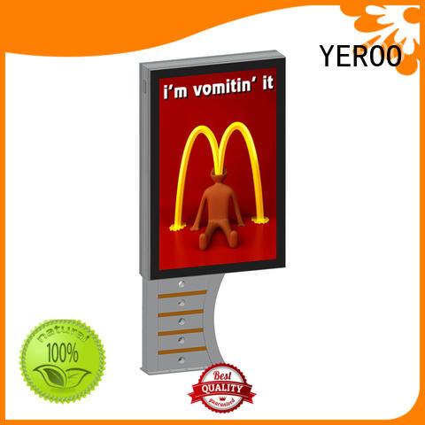 YEROO wholesale led light box panels effective for advertising