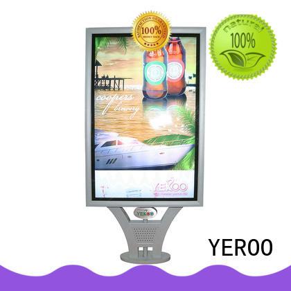 YEROO wholesale led light box panels effective outdoor light