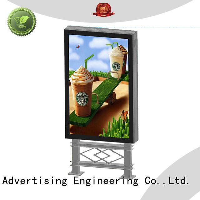 YEROO scrolling light box good quality for advertising