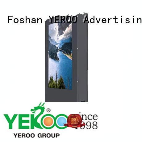 YEROO Outdoor LCD display universal for marketing