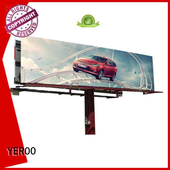 highway billboards for highway YEROO