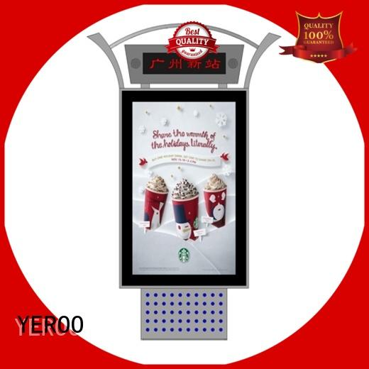 led screen display sign for shopping mall YEROO