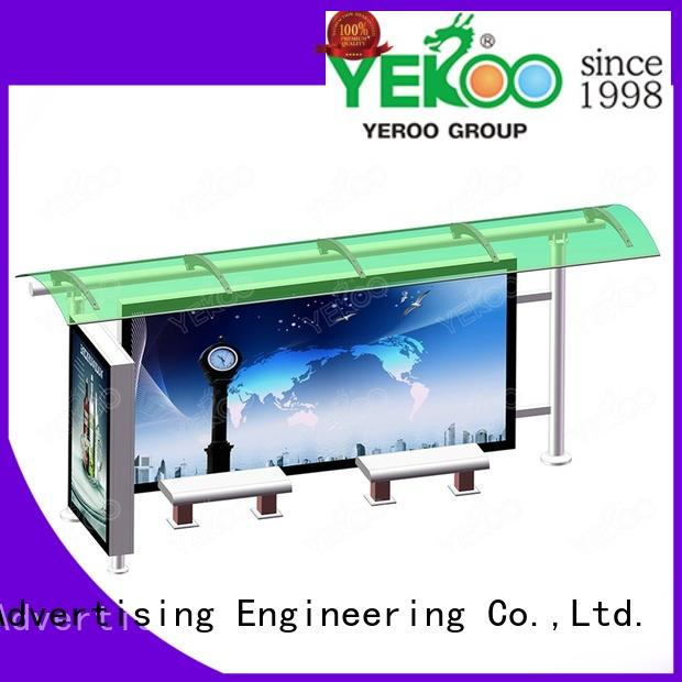 at discount Bus Shelter customization service