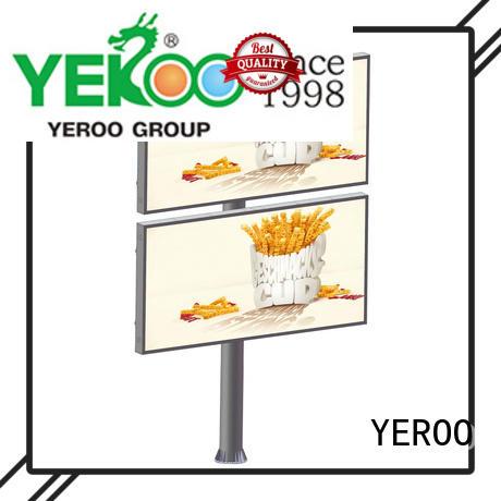 advertising billboard convenient outdoor advertising