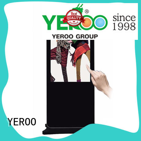YEROO lcd advertising player competitive price lcd screen