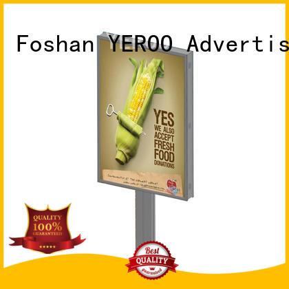 mega screen outdoor billboard functional outdoor advertising