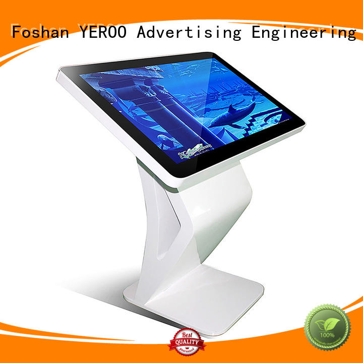 digital all in one touch check now for outdoor ad