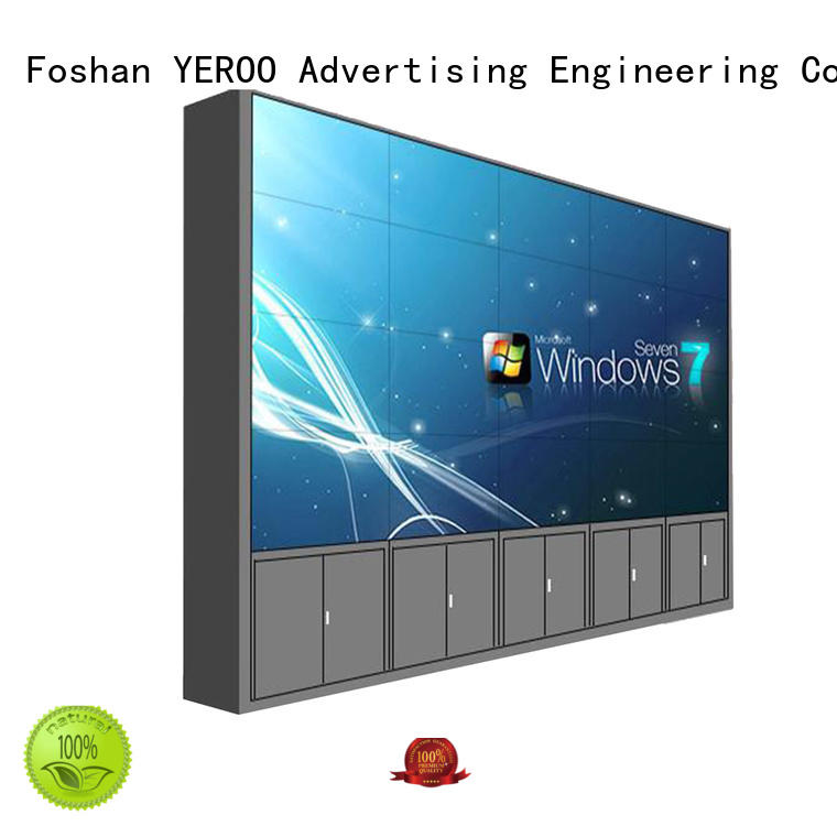 environmentally friendly digital signage screen solar power outdoor ad