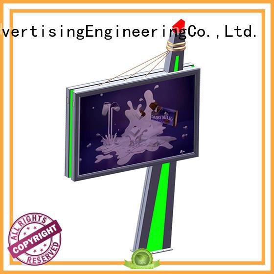 YEROO structure outdoor advertising billboard billboard for highway