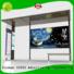 YEROO information bus stop kiosk bulk production