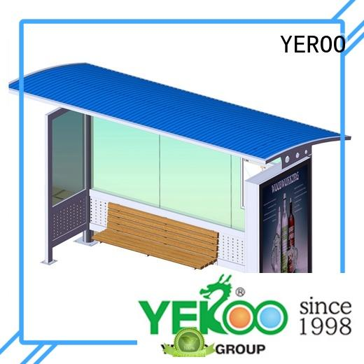 at discount bus shelter price customization service for road YEROO