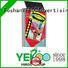 YEROO Solar powered light box free design for street ads