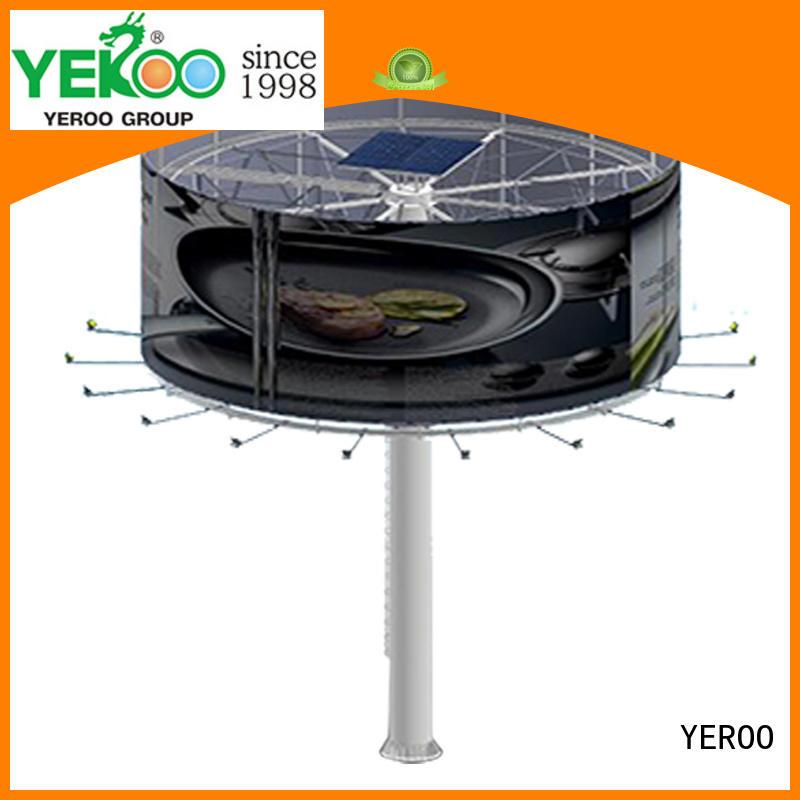highway billboard advertising cantilever for highway YEROO