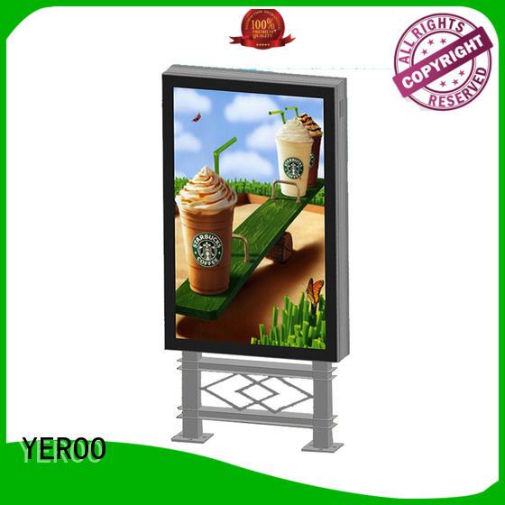 wholesale led light box panels effective for street ads