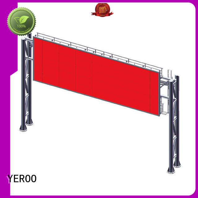 digital billboard advertising video YEROO